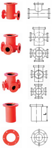 Разновидностей крепежей для гидрантов