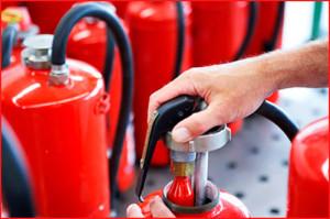 В чем необходимость зарядки и перезарядки данного прибора пожаротушения