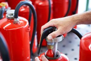 Заправка огнетушителей и как она производится