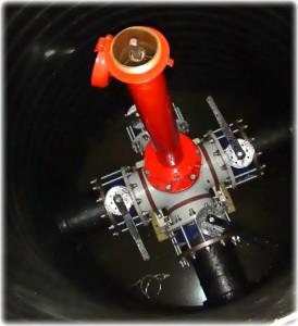 Область применения подставок для пожарных гидрантов