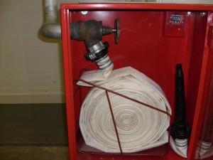 Область применения пожарных шкафов