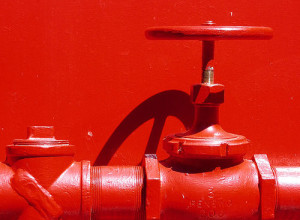 Система противопожарного водоснабжения