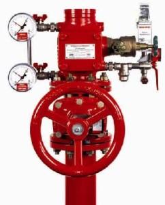 Особенности и правило эксплуатации автоматических систем пожаротушения