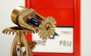 Спринклерный клапан для пожарной системы