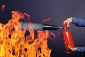 Сфера применения огнетушителей