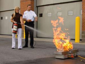 методы и систему защиты противопожарной