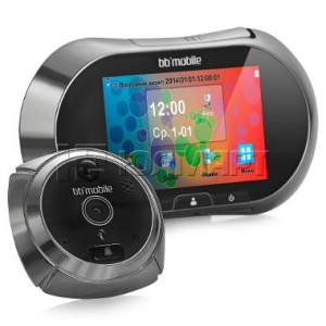 Видеоглазок модели BB Mobile GSM