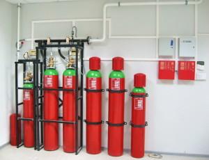 Как подобрать качественное газовоу систему пожаротушение