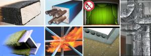 Область применения огнезащитный средст и составов