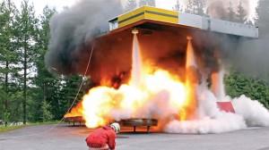 Как выбрать надежные модули порошкового пожаротушения