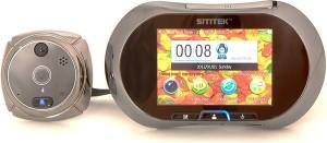 Видеоглазок модели sititek GSM II-2