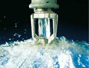 Какие выбрать водяные установки систем пожаротушения