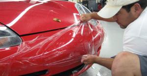 бронирование стеклопакетов авто пленкой