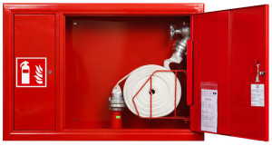 правило установки пожарных шкафов