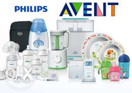 Продукция компании PHilips Avent
