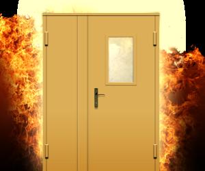 Выбор стальных противопожарных дверей